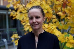 Anna Eriksson. Foto: Lantmäteriet.