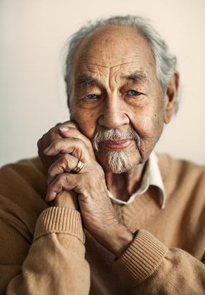 Lennart Hellsing skulle ha fyllt 100 år i år. Foto Thron Ullberg