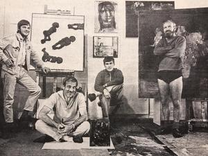 Bild från ÖA 6 juli 1968.