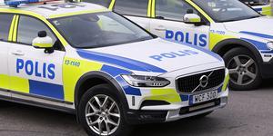 Polisen har fått in en polisanmälan om stöld.