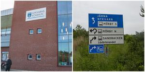 Nu är det klart vart 60-talet kommuntjänstemän flyttar under tiden som det nya kommunhuset byggs i centrum – till Mörbyområdet.
