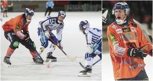 Patrik Nilsson har gjort 20 mål så här långt och ligger på en andraplats i elitseriens skytteliga.