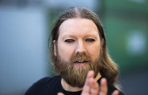 Operasångaren Rickard Söderberg. Foto: Henrik Montgomery / TT