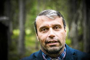 Daniel Kindberg, vd Östersundshem och styrelseordförande i ÖFK.