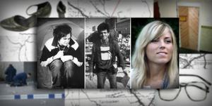 Fotomontage. Tre olösta mord i Dalarna ska nu granskas med ny teknik.