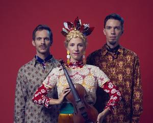 Lena Jonsson trio spelar i Näsåker den 6 april.