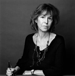 Amerikanskan Louise Glück är årets Tranströmerpristagare. Foto: Gasper Tringale