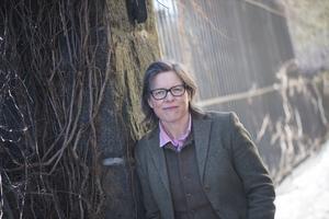 Författaren Lena Andersson gästar Nynäshamns bibliotek den 10 oktober. Foto: Fredrik Sandberg/TT