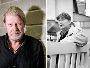 Vänster: Rolf Lassgård inför premiären av den sista delen av