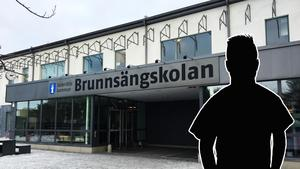 Det var i torsdags som läraren misshandlades av en elev i Brunnsängskolan. Dagen efter hotade elevens bror lärarens kollega.