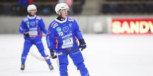Robin Lundqvist har ett snitt på 1,8 assist per match under säsongsinledningen.