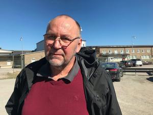 Bengt Jarl, chef på rättpsyk i Sala.
