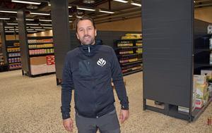 Niklas Kvarnström vill bidra till att lokala företag växer.