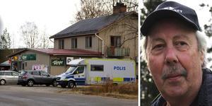 Servicen försvinner från glesbygden – men de boende har lika hög skatt som andra invånare. Ramsjöbon Rolf Hjelm tycker det måste ändras.