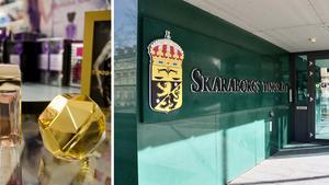 Kvinna åtalas för stöld av smycken och parfym – fångades på övervakningskamera