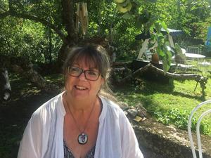 Marie Hektor finner sina motiv i naturen, i såväl den tuktade som den vilda.