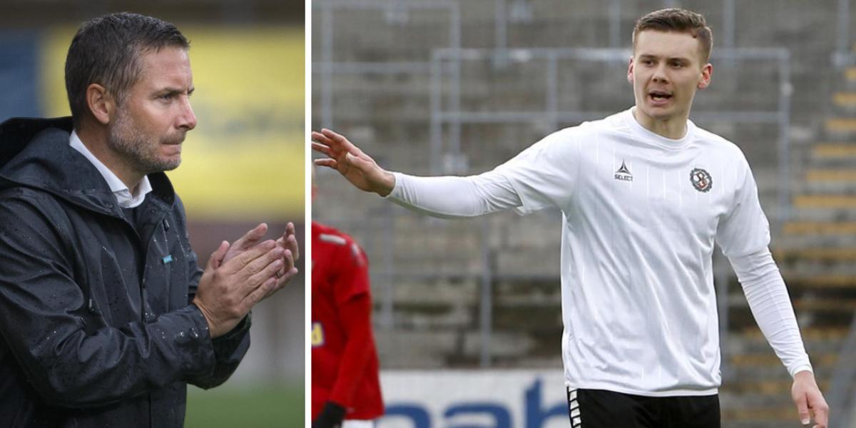 """Han är tillbaka i ÖSK:s trupp – men de saknas fortfarande: """"Konkurrar om en plats"""""""