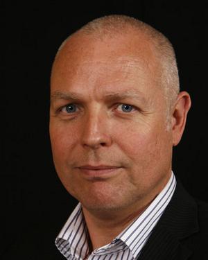 Magnus Klintbäck, vd för Sverigetaxi. Foto: Svenska taxiförbundet