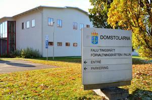Förvaltningsrätten i Falun.
