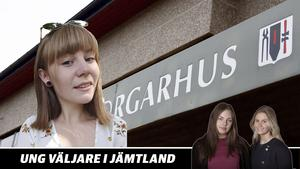 Josefine Persson, 17 år.