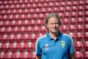 Stefan Pettersson är ny landslagschef och stöttade VSK i tvisten med Benfica.