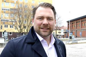 Thomas Eriksson på företaget Corner  Property Partners.