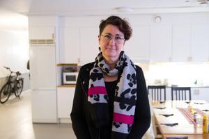 Sara Stråfors hyllar Mulle, Pelle och resterande personal i hur de arbetar.