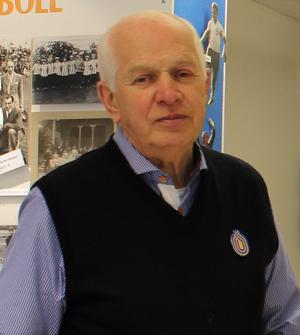 I en ålder av 81 år avled Reignar Johansson den 2 december. Foto: Örebro läns idrottshistoriska sällskap