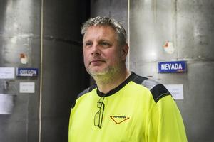 Johan Pettersson har jobbat på Marenordic sedan 2006. I dag är han fabrikschef med ansvar över produktionen.