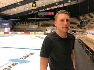 Målvakten Emil Kruse är en av fem spelare som redan nu är klara för VIK till nästa säsong.