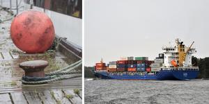 Transportföretagen beklagar beslutet att lägga ner sjöfartsutbildningen i Härnösand, men hoppas att det går att ändra genom en dialog mellan branschen och kommunen. Bilder: Terje Pedersen/TT / Hasse Holmberg/TT