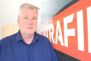 Bengt Benjaminsson, förvaltningschef på kollektivtrafikförvaltningen på Dalatrafik.