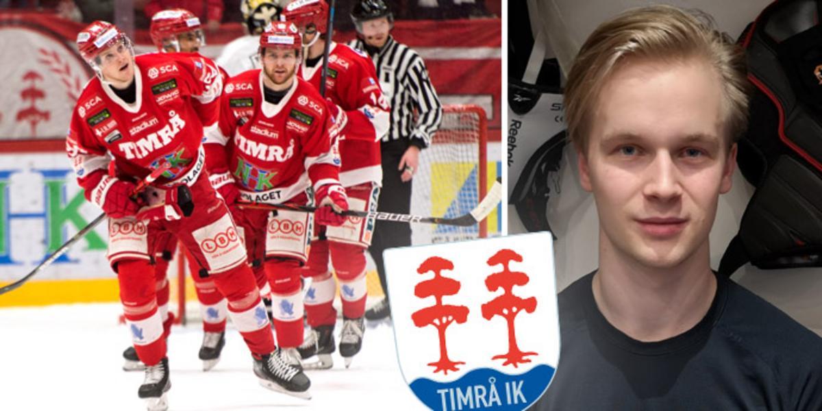 Elias Petterssons hälsning till Timrå IK: