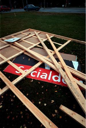 Gammal värdegrund borde införas för att locka nya röster till Socialdemokraterna, anser insändarskribenten. Foto: TT