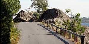 Delar av ringvägen och Videgatan kommer vara avstängda mellan klockan 9-20 på lördag den 10 augusti. Bild: NP/Arkiv
