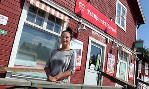 Anna Fredriksson har varit med under Nära Dej-butikens tioåriga historia i Överturingen, en resa som beskrivs som tämligen odramatisk.
