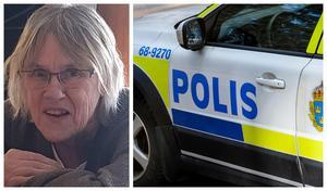 Västeråsolisen letar efter Ingrid som är försvunnen sedan onsdag kväll den 16 maj. (Bilden är ett montage, Foto: Polisen/Privat/TT)