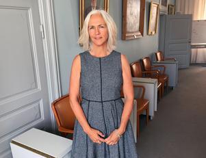 Pernilla Wigren blir ny kommundirektör i Falun. Foto: Anders Norin, Falu kommun