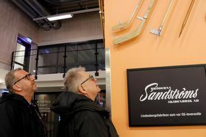 Pappers ordförande Matts Jutterström besökte tillsammans med Linde Energi AB:s styrelseordförande Greger Nilsson bland annat Global Castings. Pappers fackliga representanter i Lindesbergs kommun träffade han på arenan i måndags kväll den 15 januari.