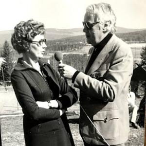 Engagemanget för Haverö har varit starkt i Britt Säterbergs aktiva liv.