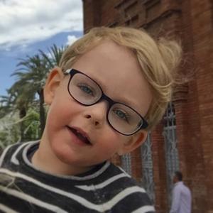 Noah är skribentens son, han föddes för tidigt men klarade sig.