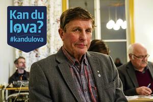 Stig Eng, gruppledare för Centerpartiet.