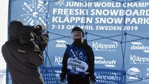 """Ny succé för Örebro-doldisen i ungdoms-OS – tog sig till sin andra final: """"Ledde tävlingen inför sista omgången"""""""