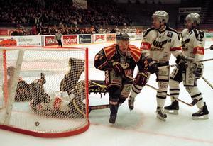 Lindström i Brynäs-tröjan. Foto: Hockeypuls.