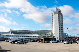 Insändarskribenten blev inlurad vid Eurostop i Örebro med sin långtradare.