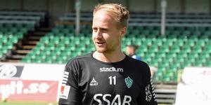 Efter den fina starten på säsongen så är Anton Lundin en av Superettans hetaste spelare.