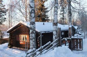 Detta fritidshus i Orsa kommun kom på plats fyra på Klicktoppen vecka 3.Foto: Kerstin Romelin