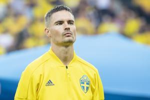 Mikael Lustig. Bild: TT.