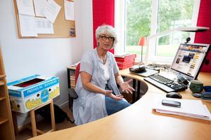 Inger Norman, skolchef i Sandviken.