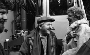 Komikerduon Hasse och Tage var bästa vänner i över 30 år och deras filmer, revyer, sånger och böcker påverkade en hel nation. Foto: Roland Sterner